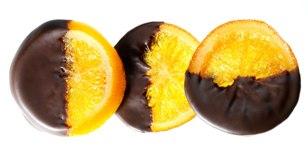 chocolate-naranja pasta