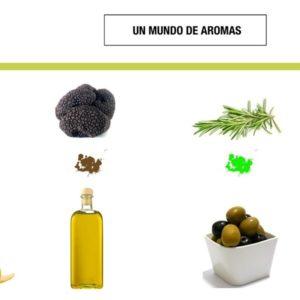 AROMAS SALADOS
